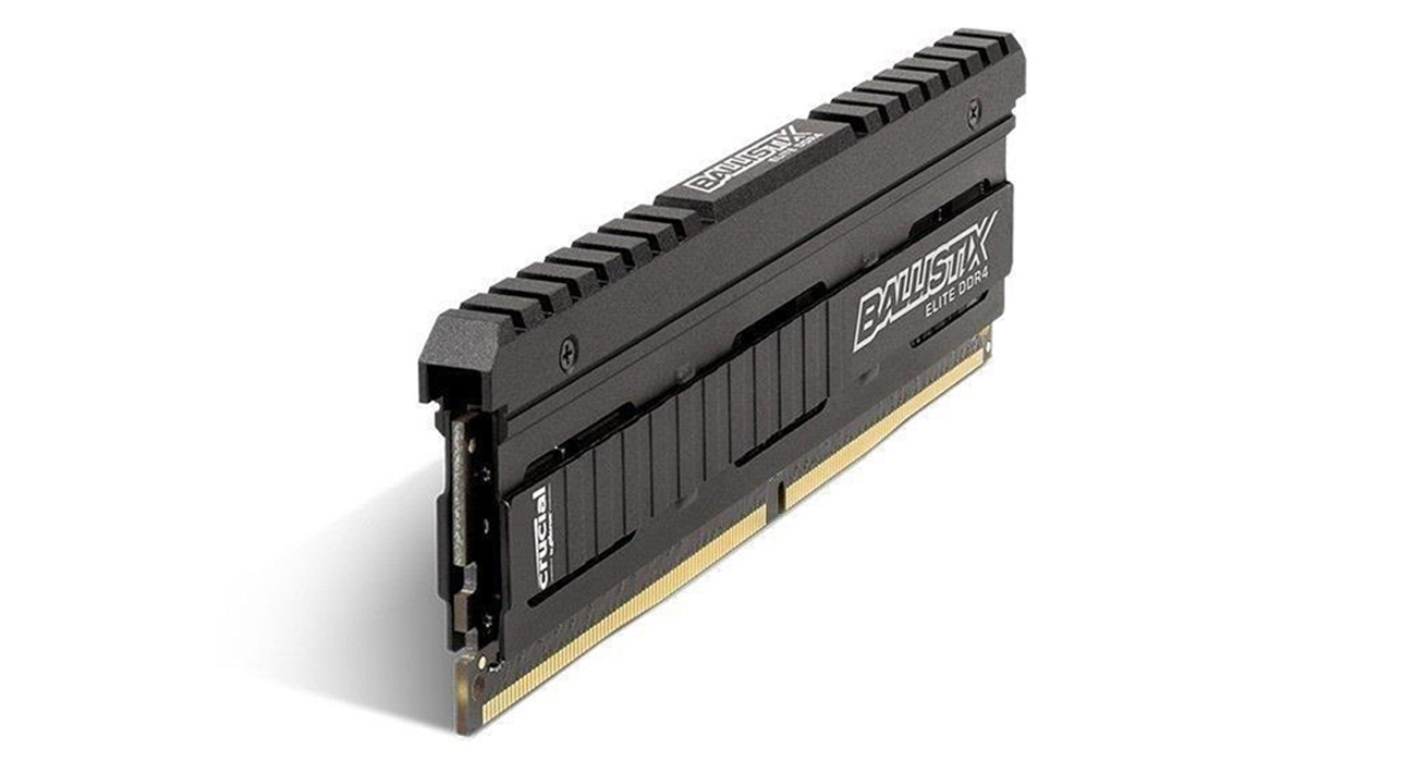 8GB 2666MHz Ballistix Elite CL16 (2x4096)