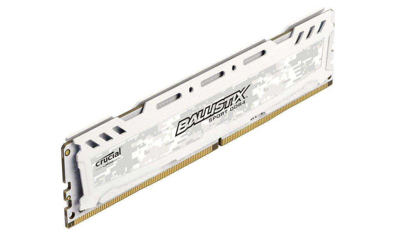 Crucial 16GB 2666MHz Ballistix Sport White