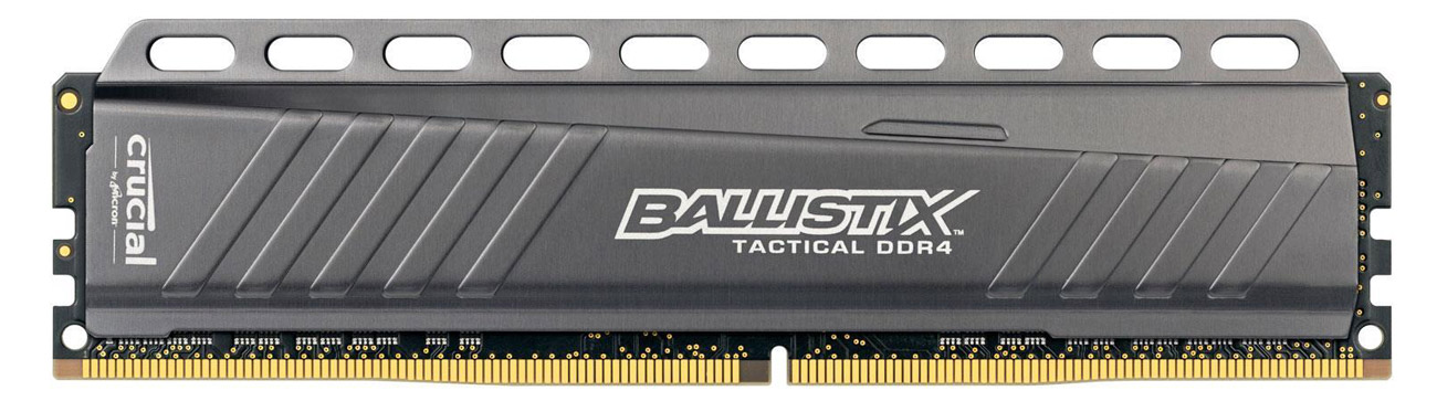 8GB 2666MHz Ballistix Tactical CL16