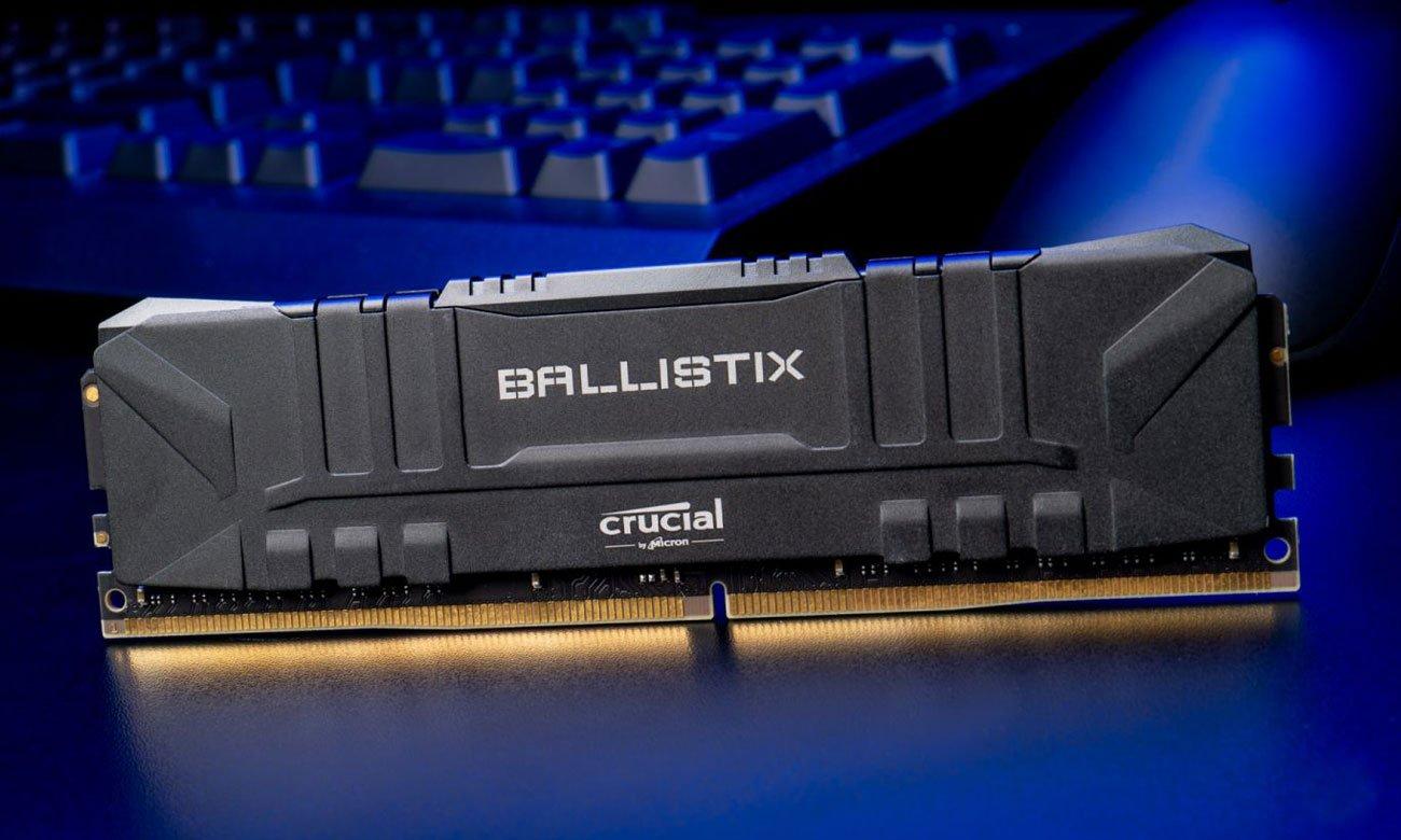 Crucial Ballistix - Radiator