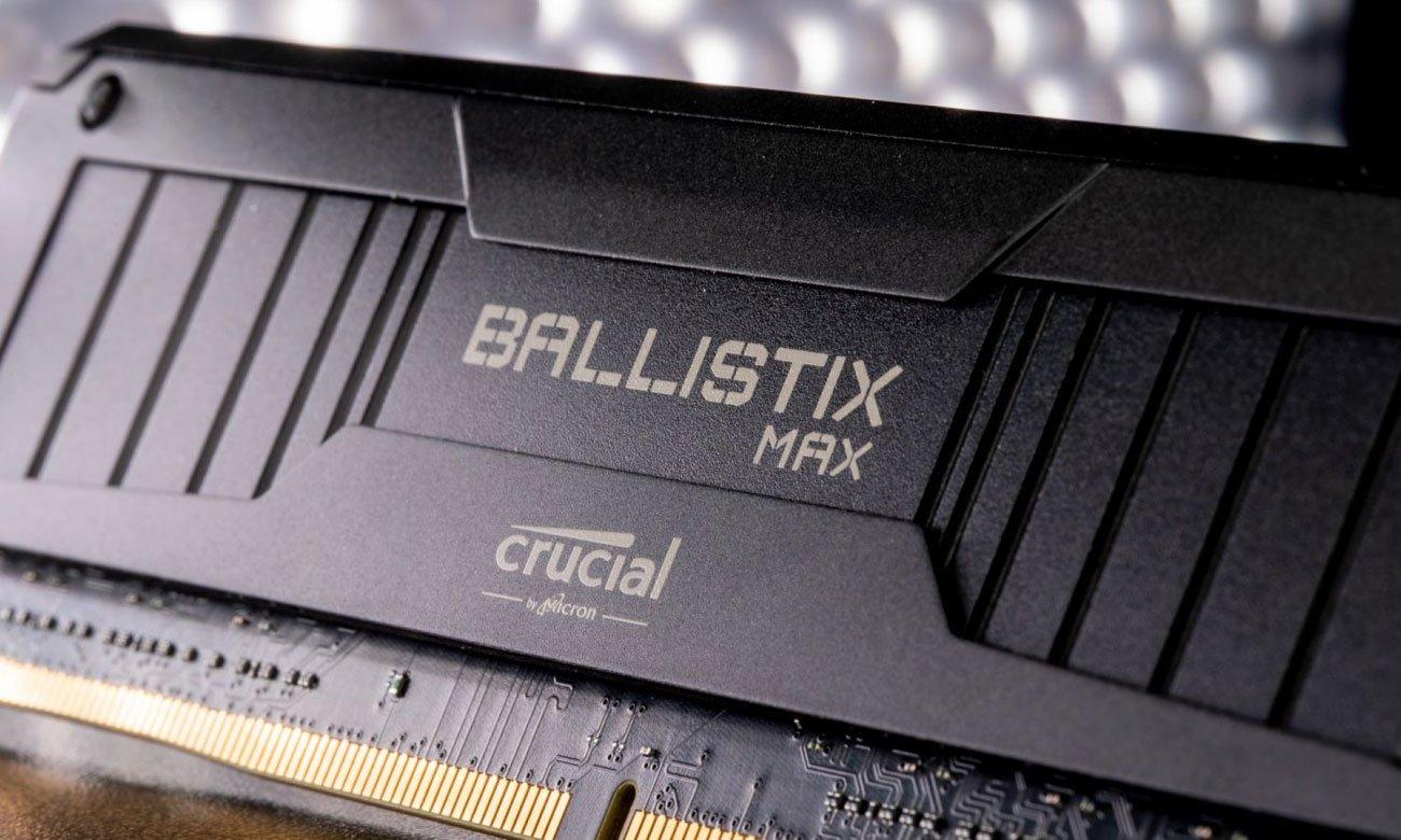 Crucial Ballistix MAX - Radiator