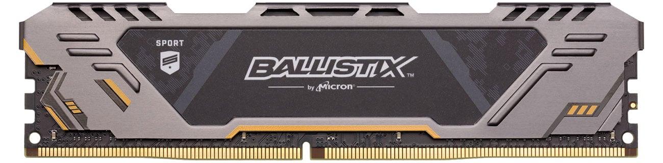 Pamięć RAM DDR4 Crucial 8GB 30000MHz Ballistix Sport AT CL17 BLS8G4D30CESTK