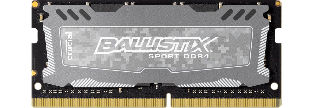Pamięć RAM SODIMM DDR4 Crucial 4GB 2666MHz Ballistix Sport LT CL16 1.2V BLS4G4S26BFSD