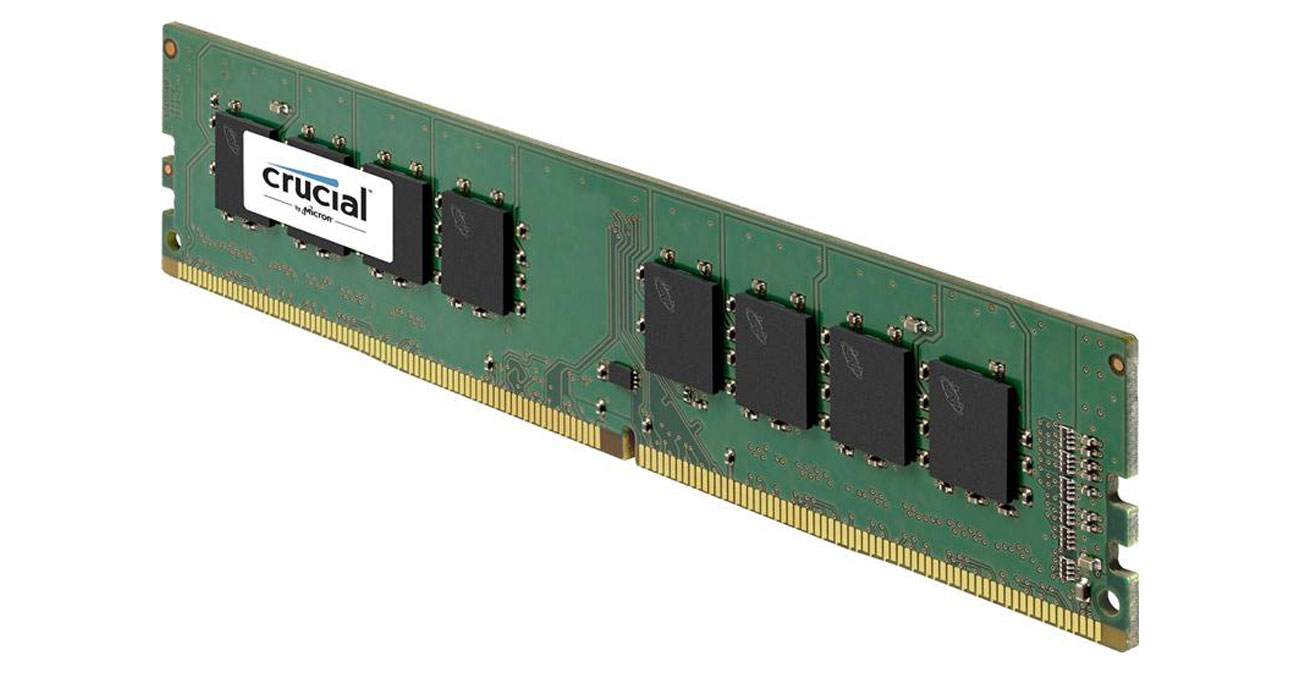 Crucial 4GB 2400MHz CL17 CT4G4DFS824A