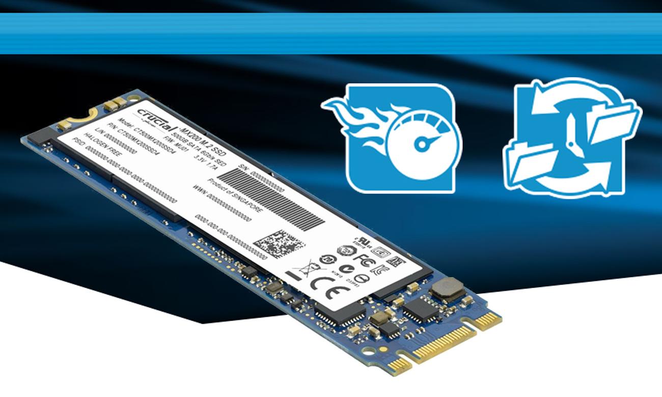 SSD MX200