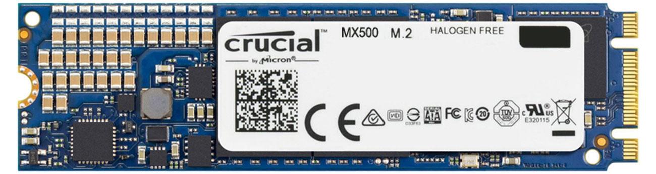 Crucial 1TB SATA SSD MX500 M.2