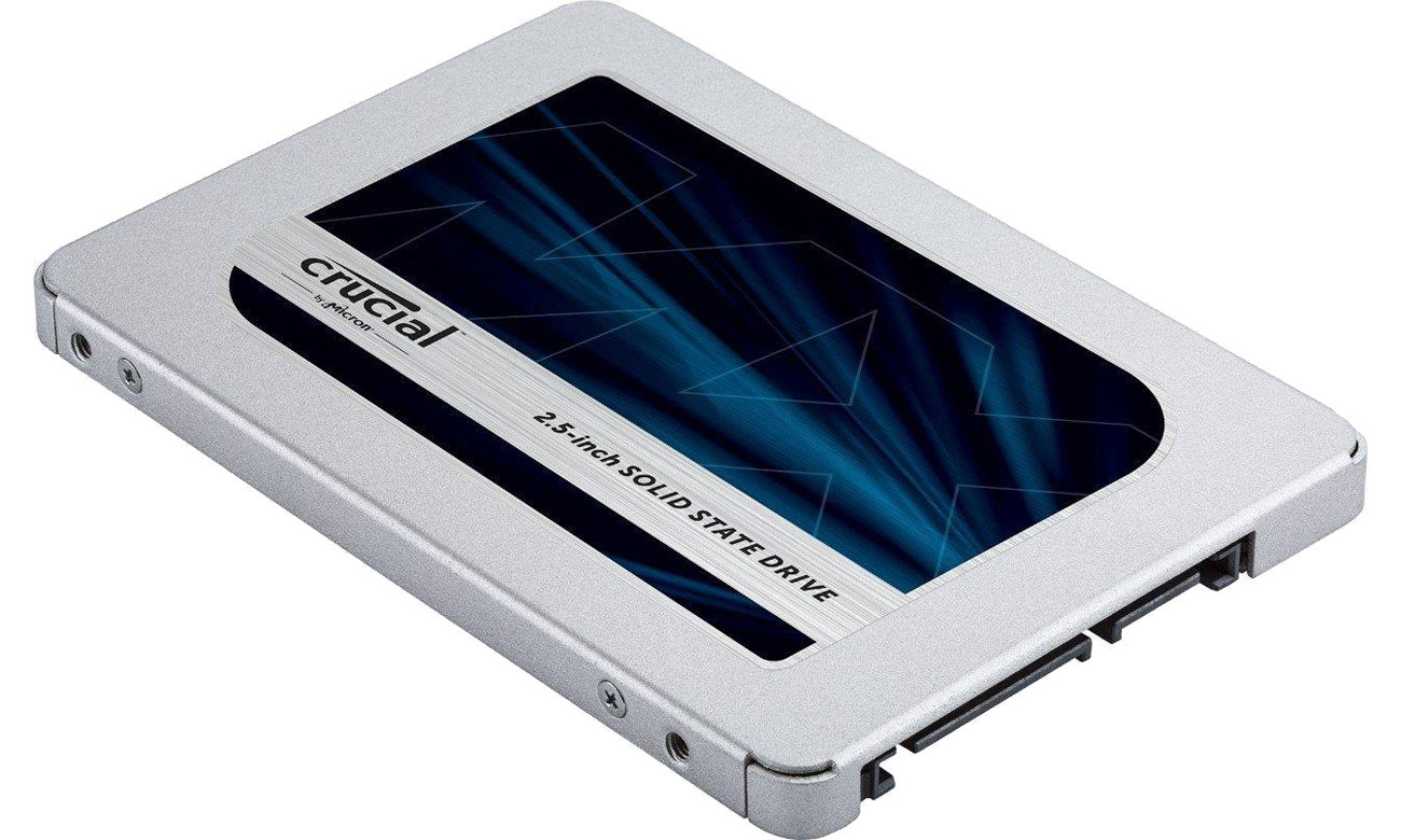 Dysk SSD Crucial MX500 bezpieczeństwo