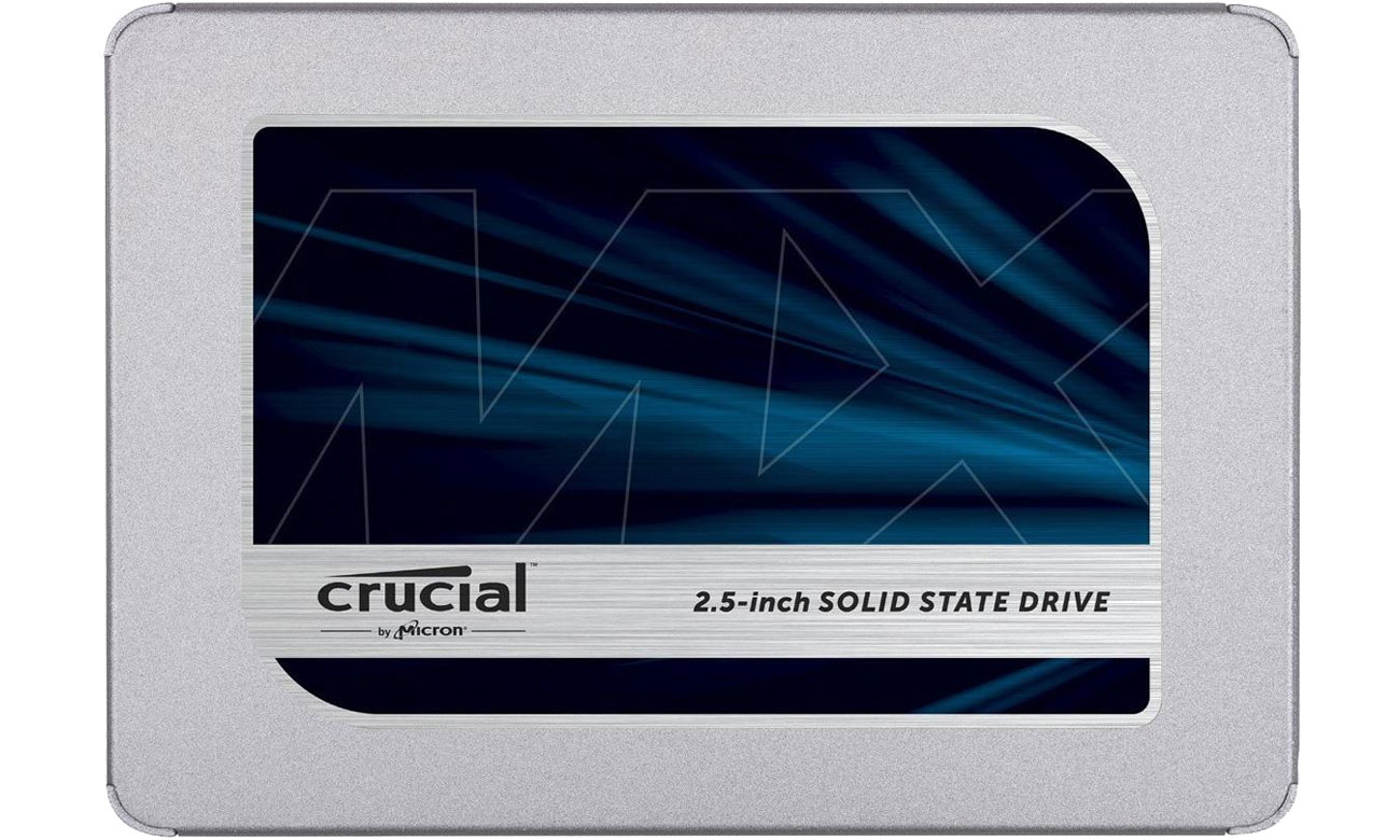 Crucial 500GB 2,5'' SATA SSD MX500