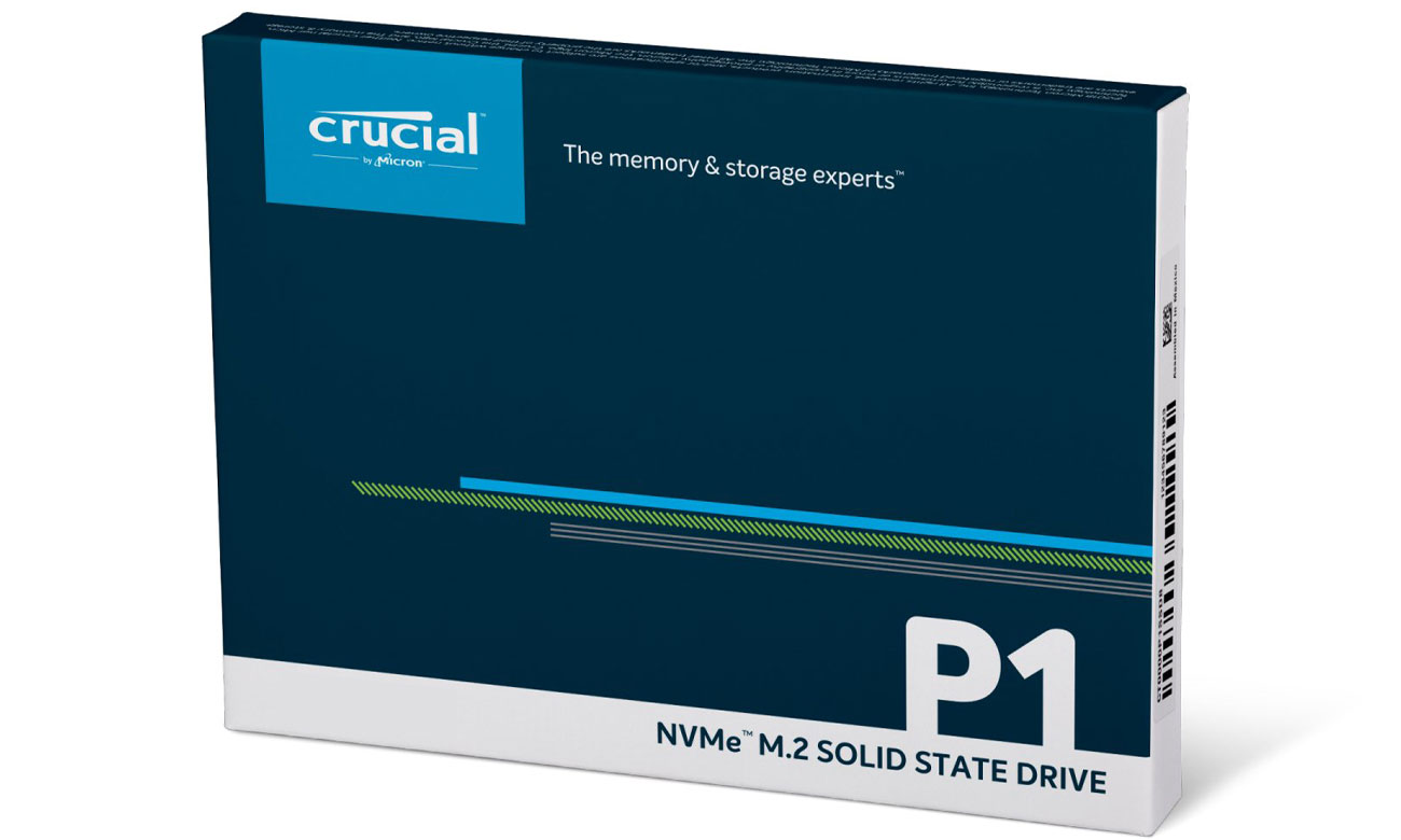 Crucial P1 by Micron