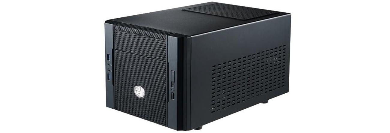 Obudowa Micro ATX/BTX Cooler Master ELITE 130 czarna USB 3.0 RC-130-KKN1