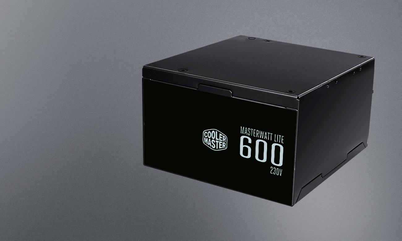 Zasilacz MasterWatt Lite 600W