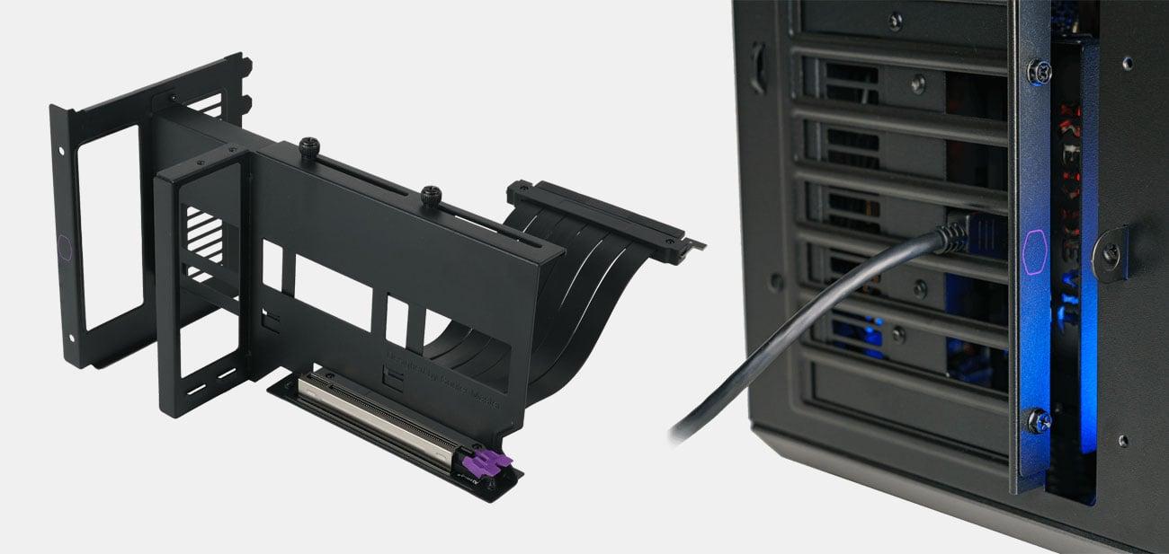 Kontroler Cooler Master Uchwyt do karty graficznej MCA-U000R-KFVK01