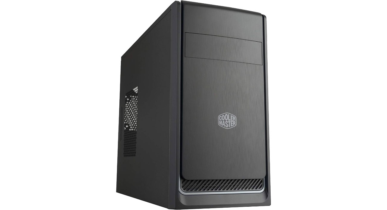 Obudowa do komputera Cooler Master E300L SILVER MINI TOWER BEZ PSU MCB-E300L-KN5N-B02