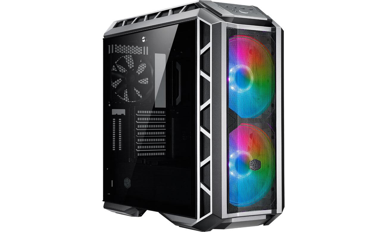 Obudowa do komputera Cooler Master MasterCase H500P Mesh ARGB MCM-H500P-MGNN-S11