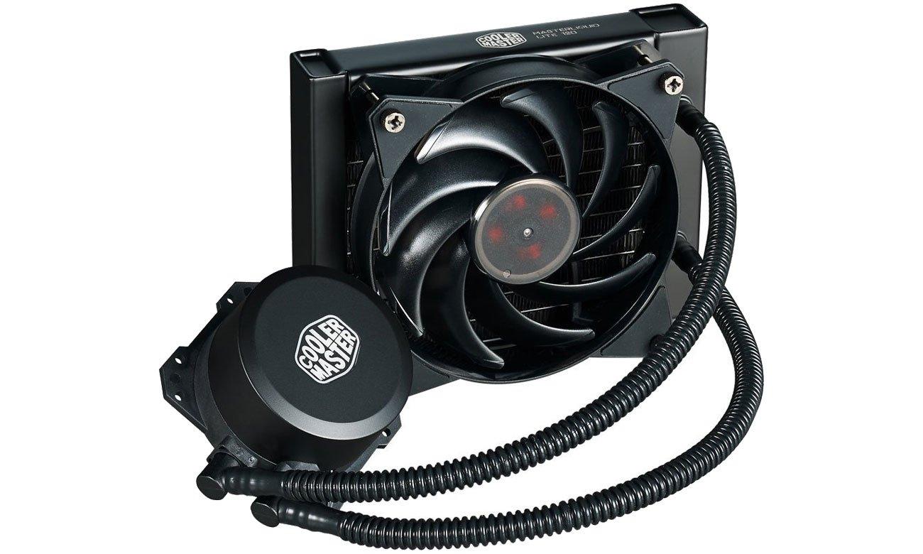 Chłodzenie wodne Cooler Master Masterliquid Lite 120 MLW-D12M-A20PW-R1