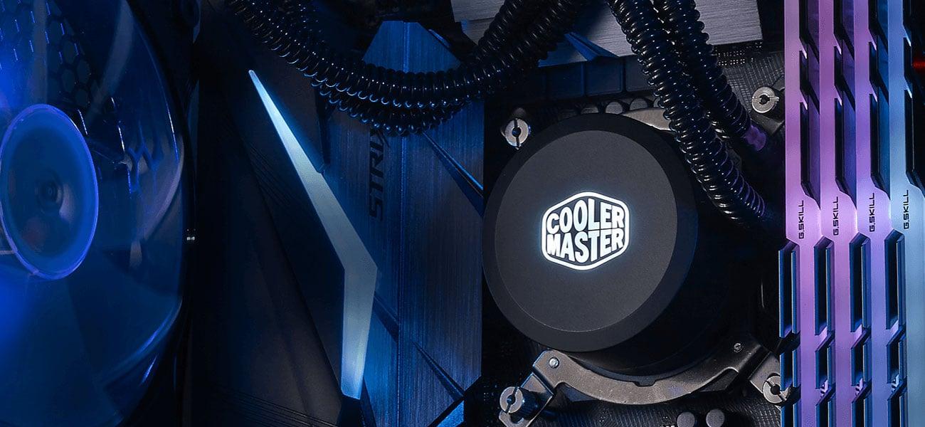 Cooler Master Masterliquid Lite 240 Blok wodny z pompą