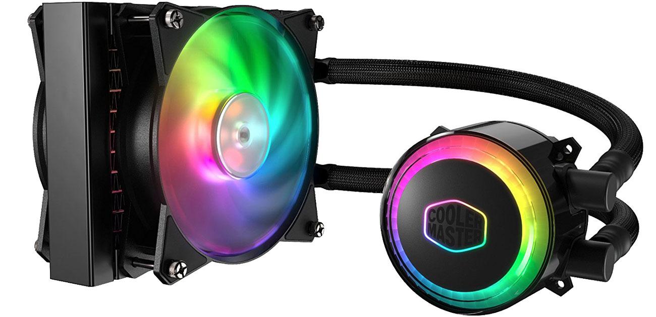 Cooler Master MasterLiquid ML120R Podświetlenie RGB