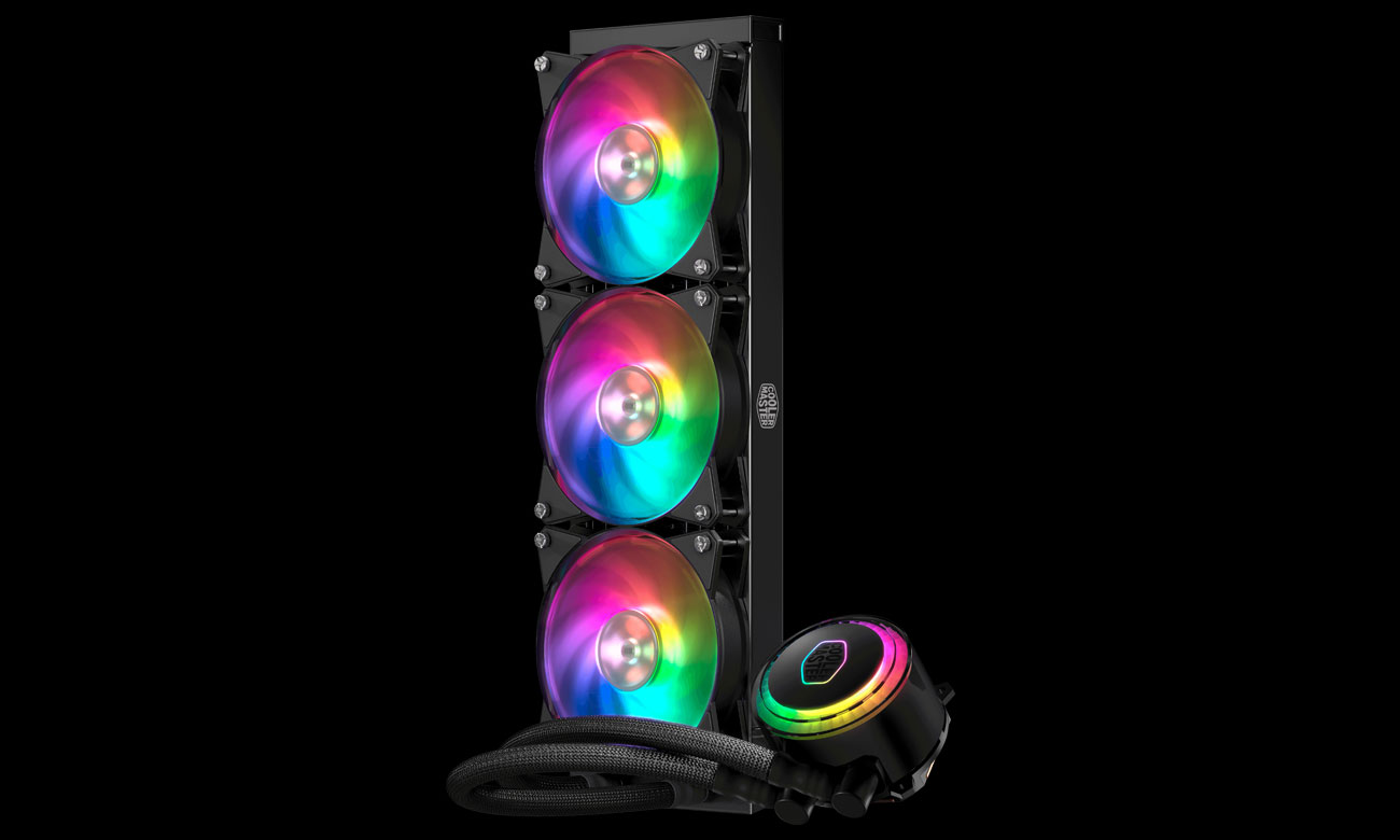 MasterLiquid ML360R RGB 3x120mm