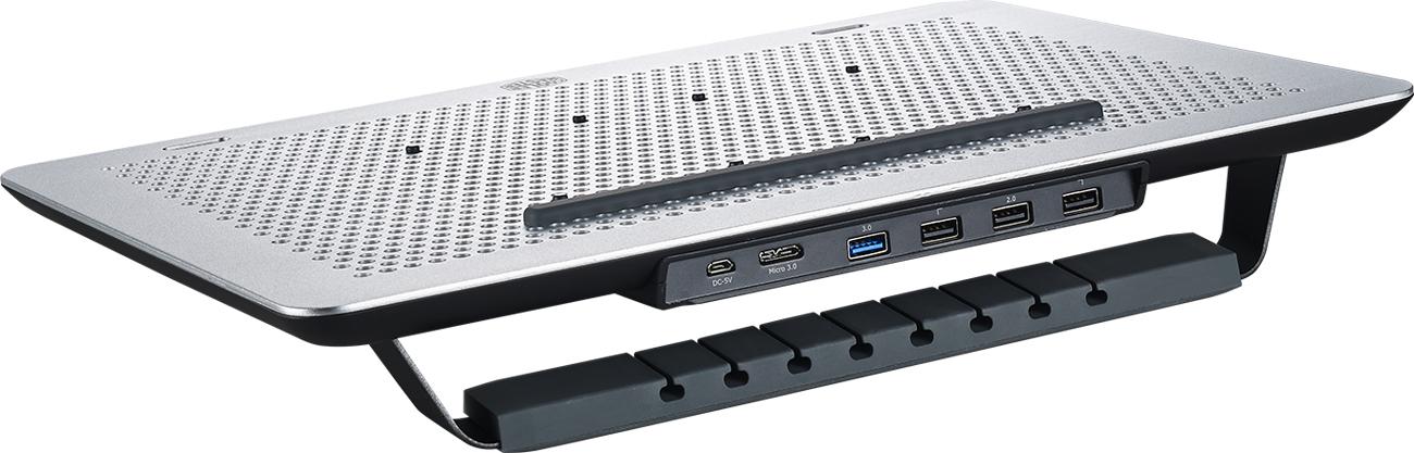 Cooler Master MasterNotepal PRO hub USB
