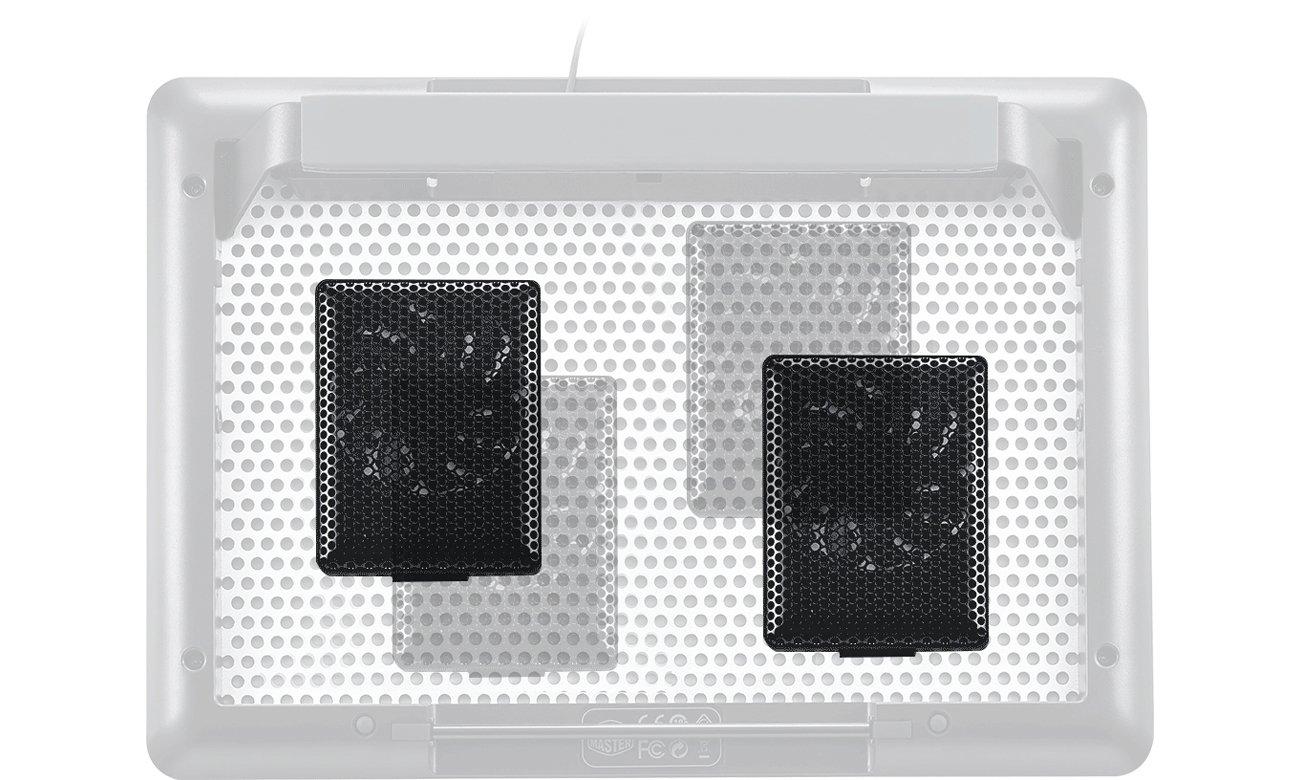 Cooler Master MasterNotepal Maker modularne wentylatory