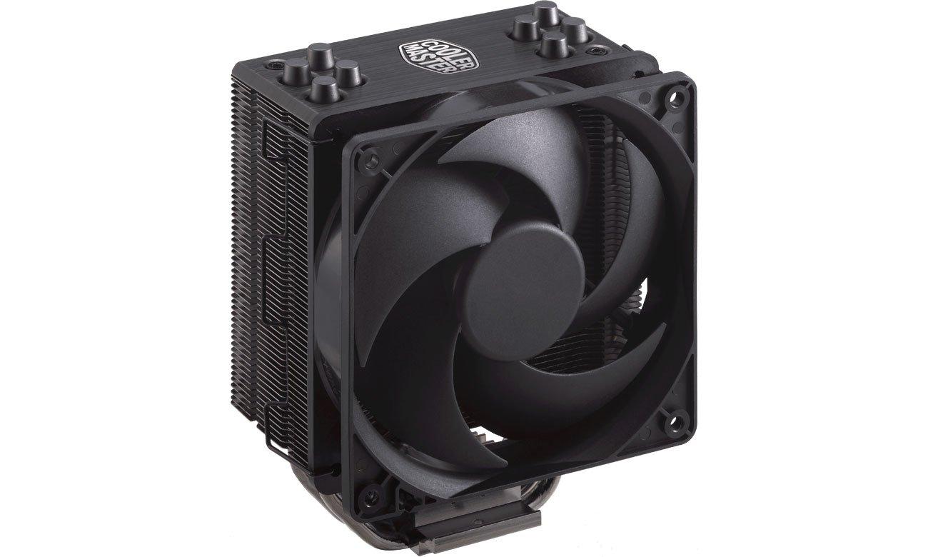 Chłodzenie procesora Cooler Master Hyper 212 Black 120mm RR-212S-20PK-R1