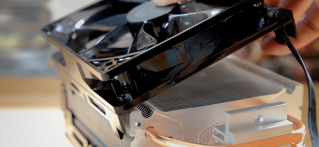 Cooler Master Hyper 212 LED Turbo Wentylator 120mm