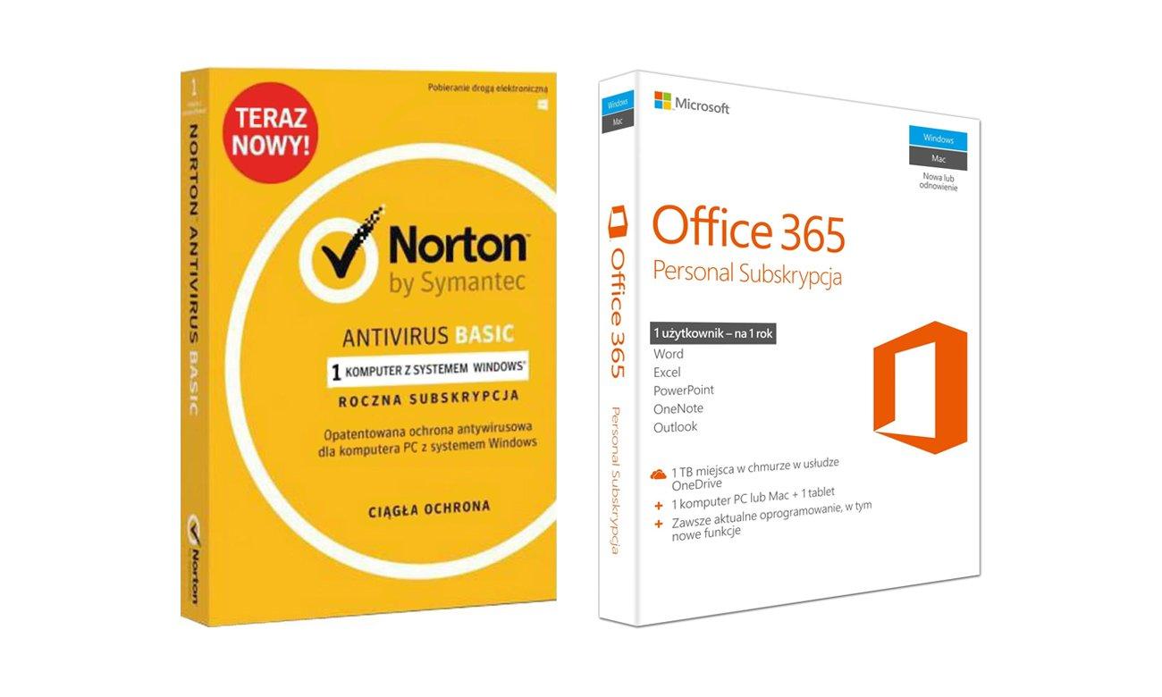 CorelDRAW-Graphics-Suite-X7-Special-Edition + Office 365 Personal + Symantec Norton Antivirus Basic