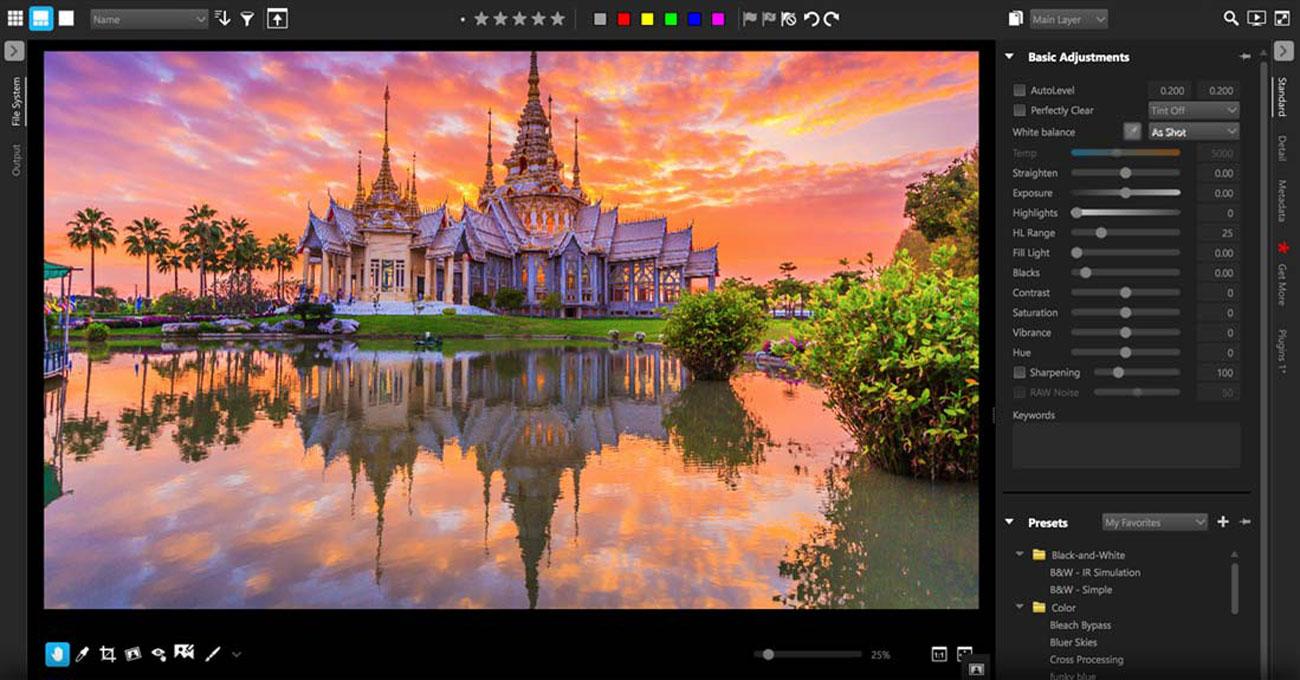 CorelDRAW Graphics Suite SE Zaawansowana edycja zdjęć