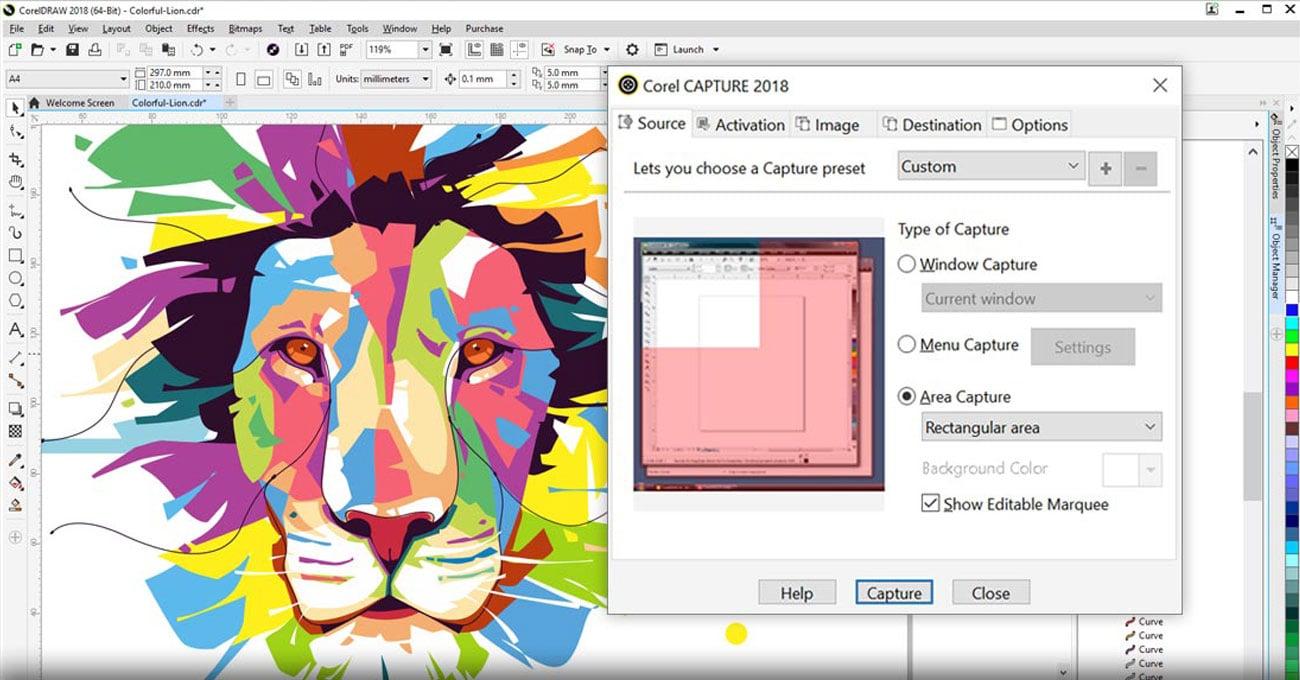 CorelDRAW Graphics Suite SE Kompatybilność wsteczna i zgodność formatów plików