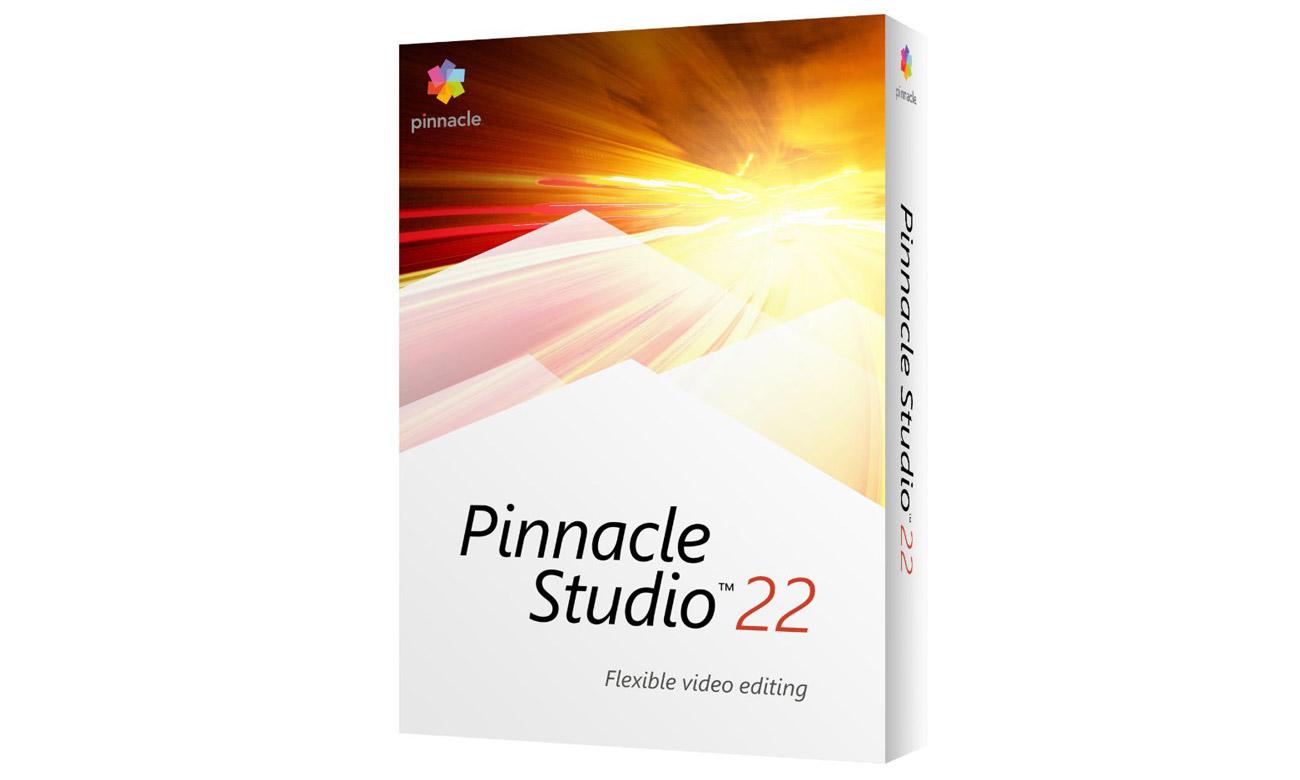 Pinnacle Studio 22 Standard Optymalizacja pod najnowsze technologie i formaty
