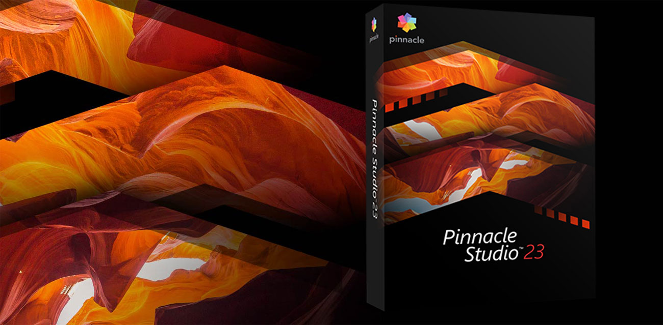 Corel Pinnacle Studio 23 Standard BOX