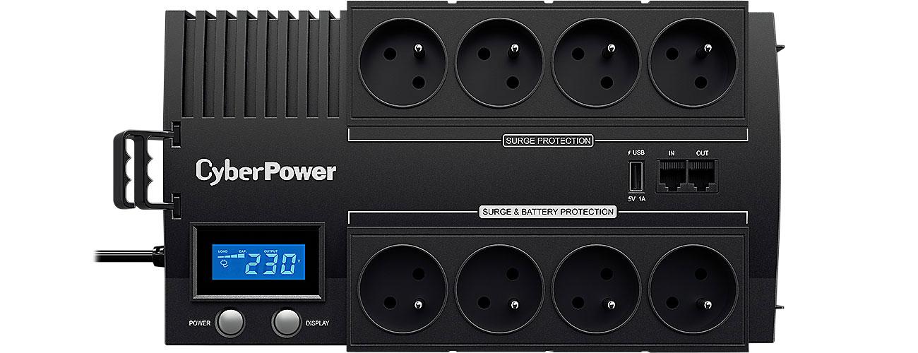 CyberPower BR1000ELCD-FR