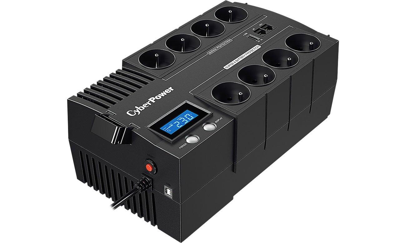 CyberPower BR1200ELCD-FR