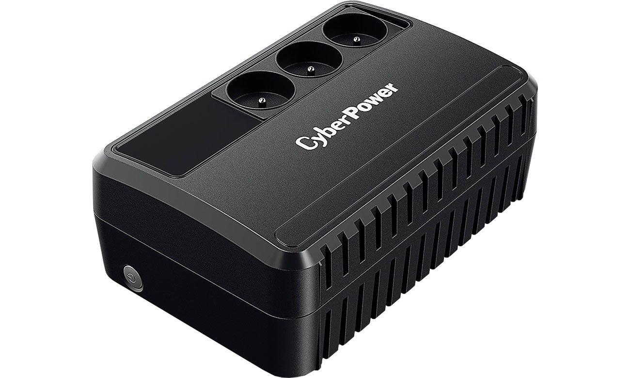 Zasilacz UPS/Stabilizator CyberPower BU650E-FR