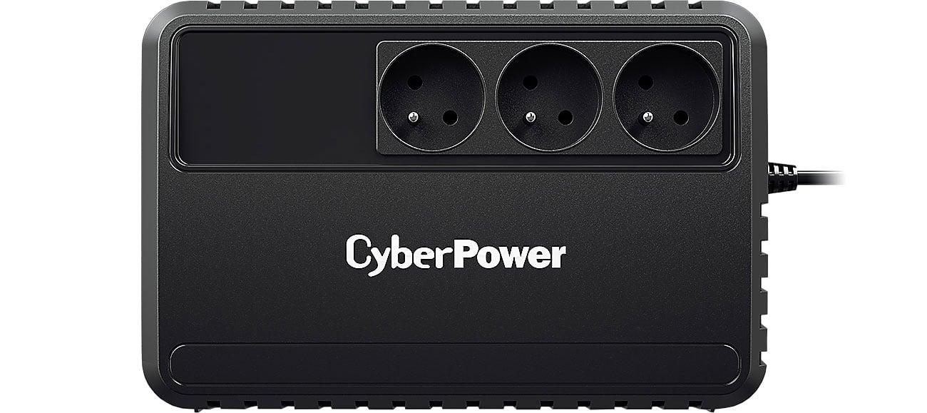 CyberPower BU650E-FR (600VA/360W)