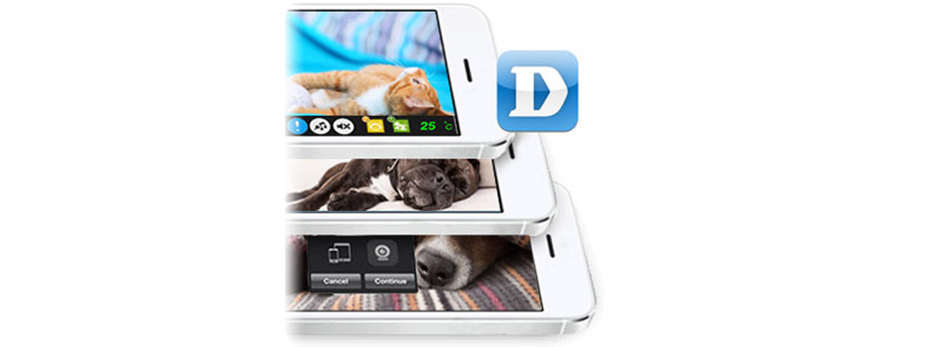 D-Link DCS-855L/P mydlink lte