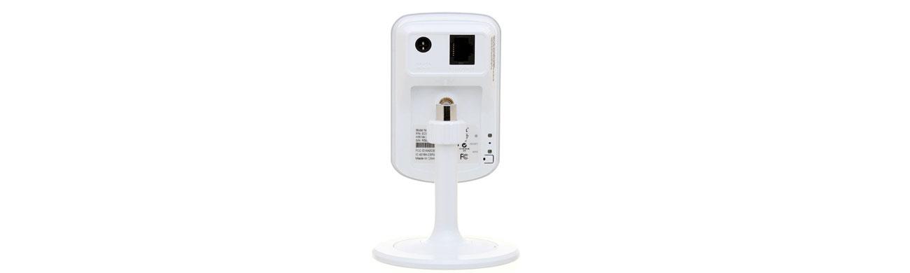 Kamera IP D-Link DCS-933L WiFi VGA LED IR Wzmacniacz sygnału