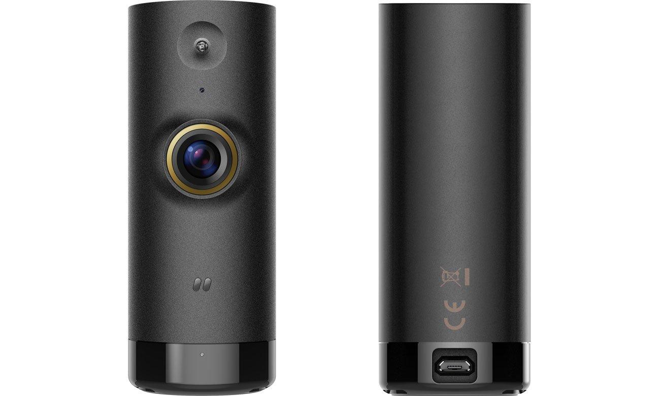 Kamera D-Link Mini HD WiFi DCS-P6000LH Przód, tył