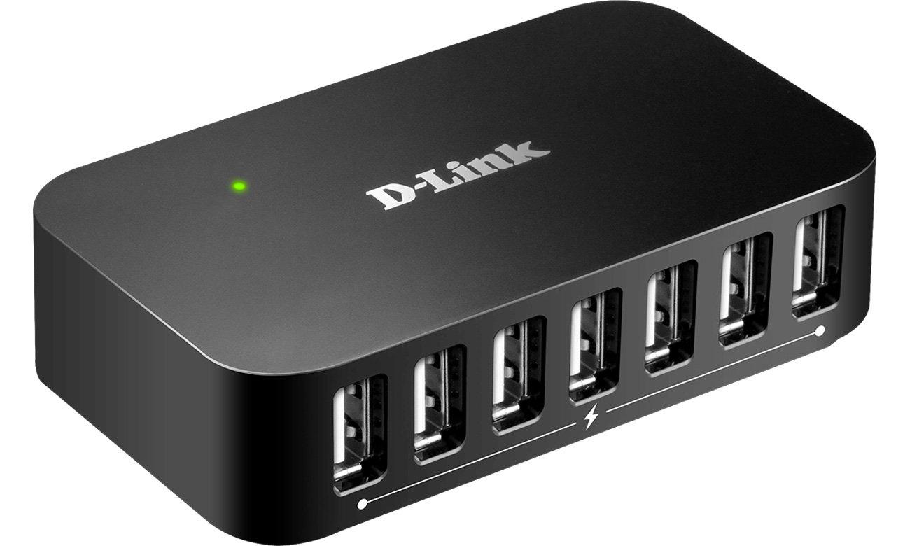Koncentrator USB D-Link DUB-H7