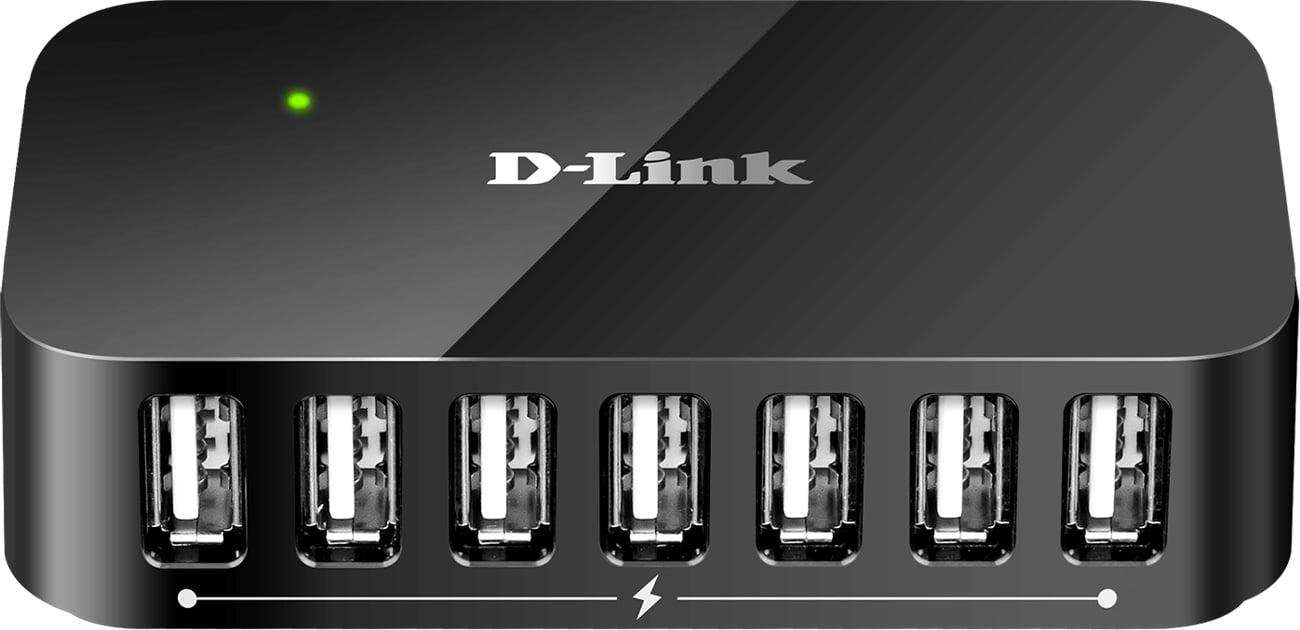 Koncentrator USB D-Link DUB-H7 Porty USB