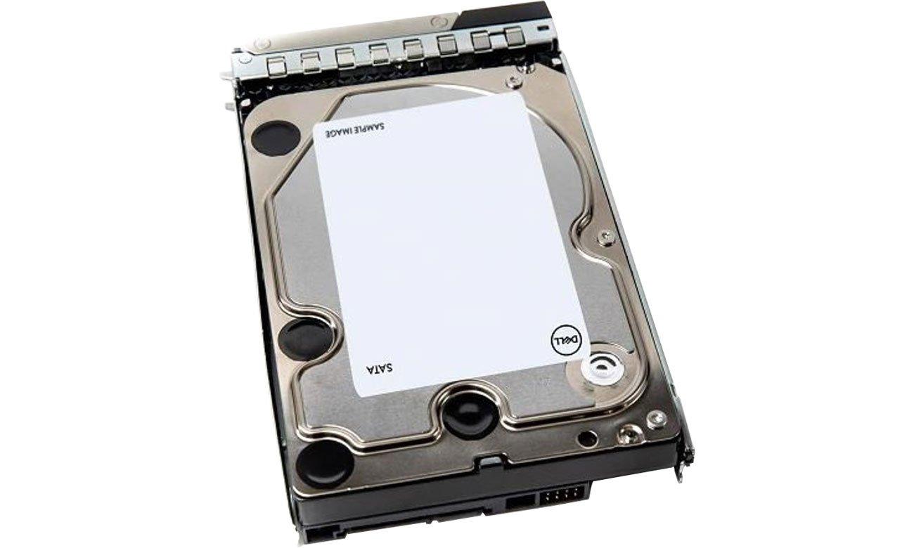 Dysk serwerowy Dell 8TB 7.2K RPM SATA 6Gbps 512n 3.5in Hot-Plug 400-ATKV