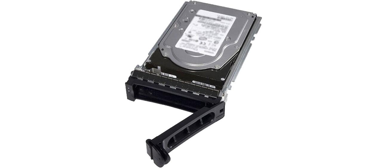 Dysk serwerowy Dell 2TB 7.2K RPM NLSAS 12Gbps 512n 3.5in Hot-Plug 400-AUUQ
