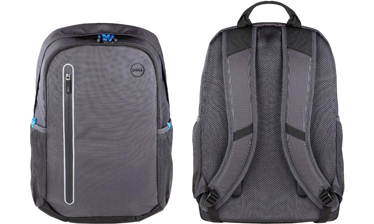 Dell Urban Backpack 15 Przód i tył