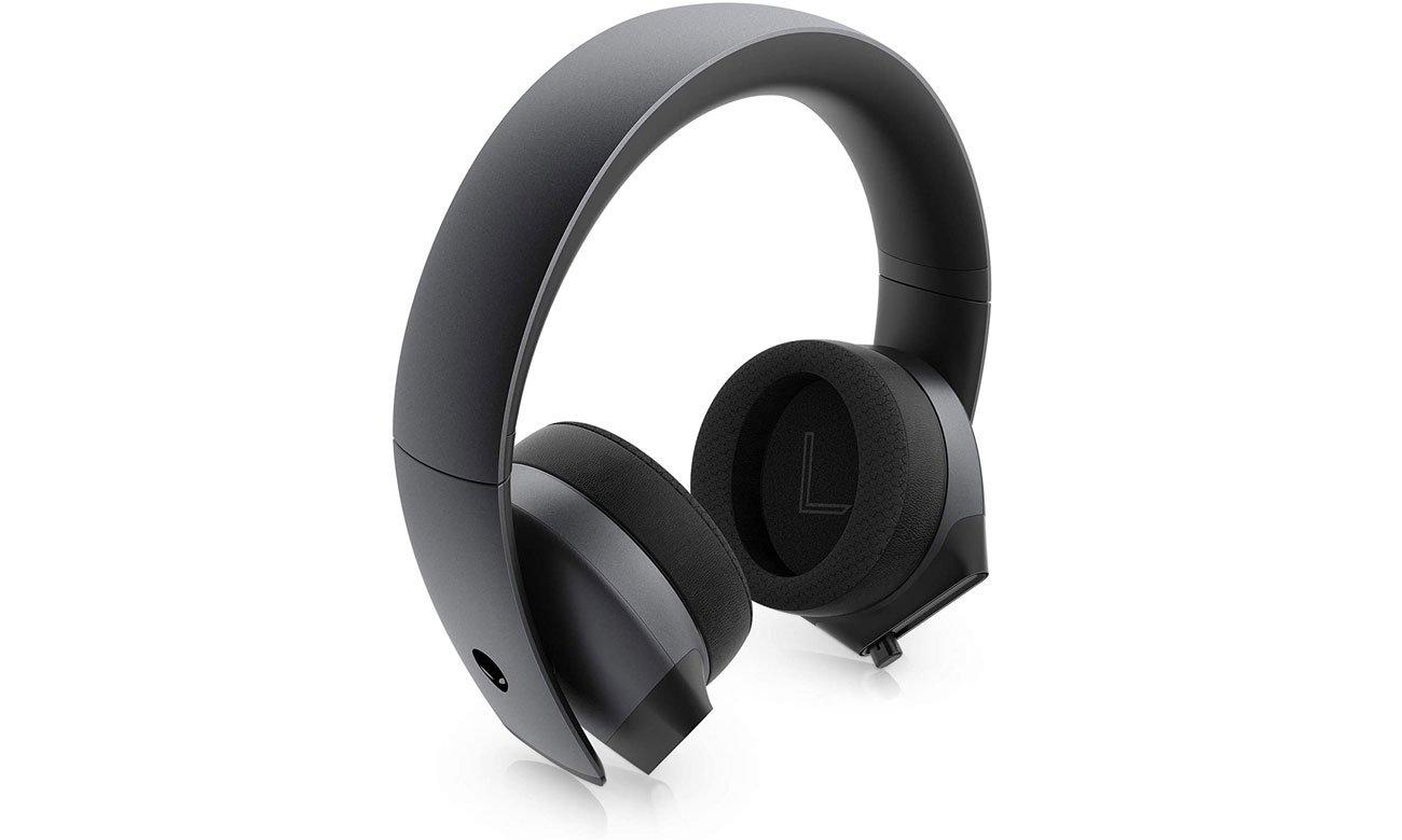 Słuchawki Dell Alienware 7.1 AW510H Dark Side of the Moon