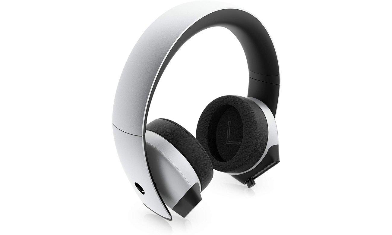 Słuchawki Dell Alienware 7.1 AW510H Lunar Light
