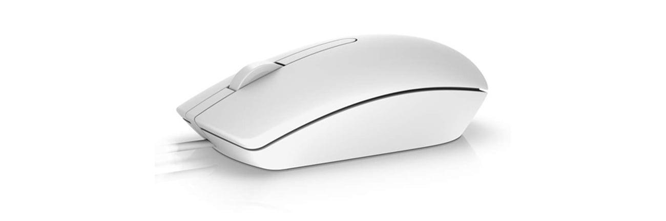 Dell MS116 optyczna biała