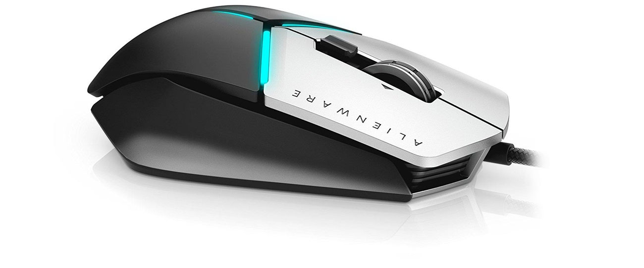 Dell Alienware Elite Gaming Mouse Regulacja