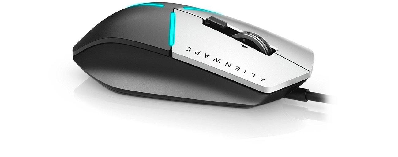 Dell Alienware Advanced Gaming Mouse Wytrzymałość