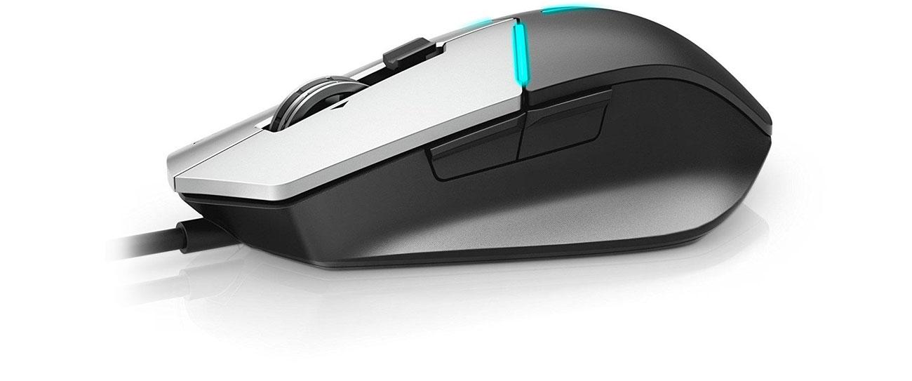 Dell Alienware Advanced Gaming Mouse Podświetlenie