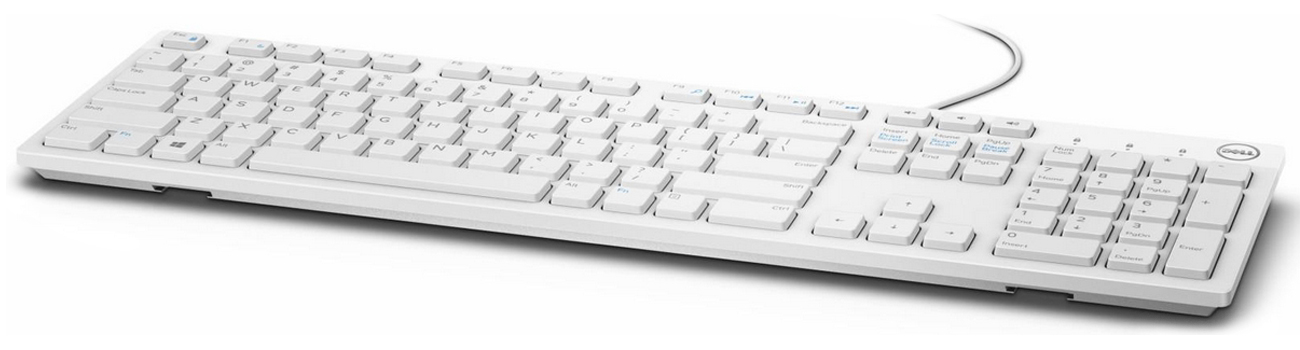 Dell 	KB216-B QuietKey USB